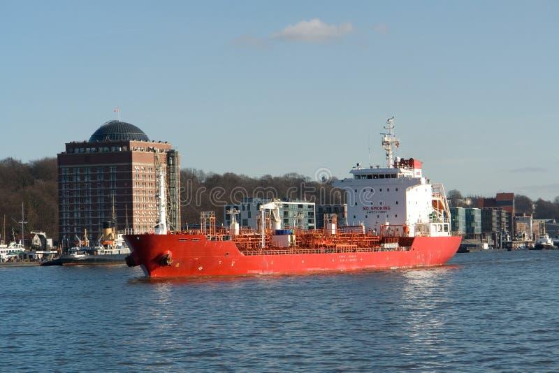 Download Tanker stock photo. Image of hamburg, river, harbor, transport - 4329724
