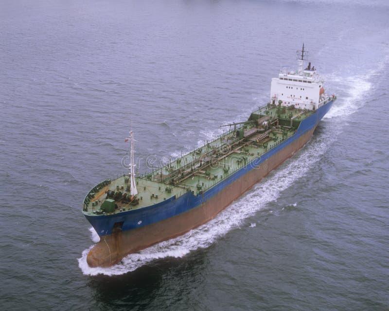 Tanker stockfotografie