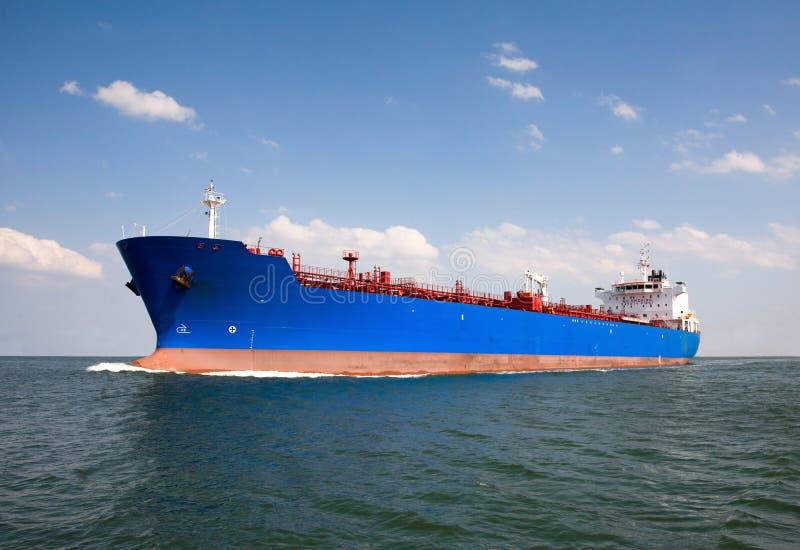 Tanker royalty-vrije stock foto's