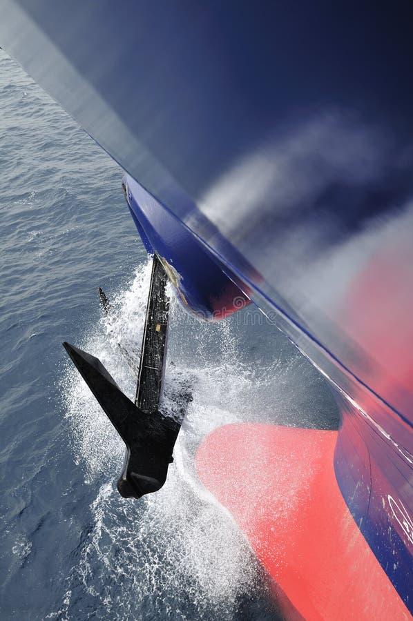 tankfartyg för olja för lng för gasindustri fotografering för bildbyråer