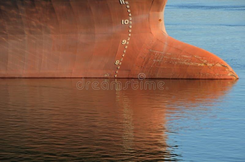 tankowa waterline zdjęcie royalty free