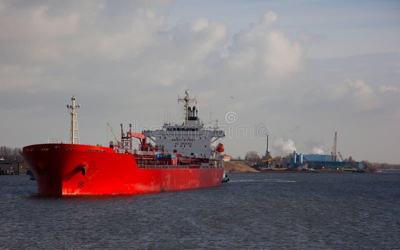 tankowiec obraz royalty free