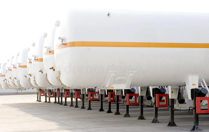 Download Tanks stock image. Image of cargo, stop, business, highway - 22231923