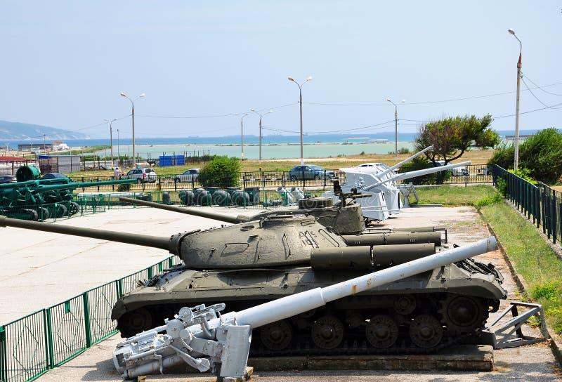 tanks fotografie stock