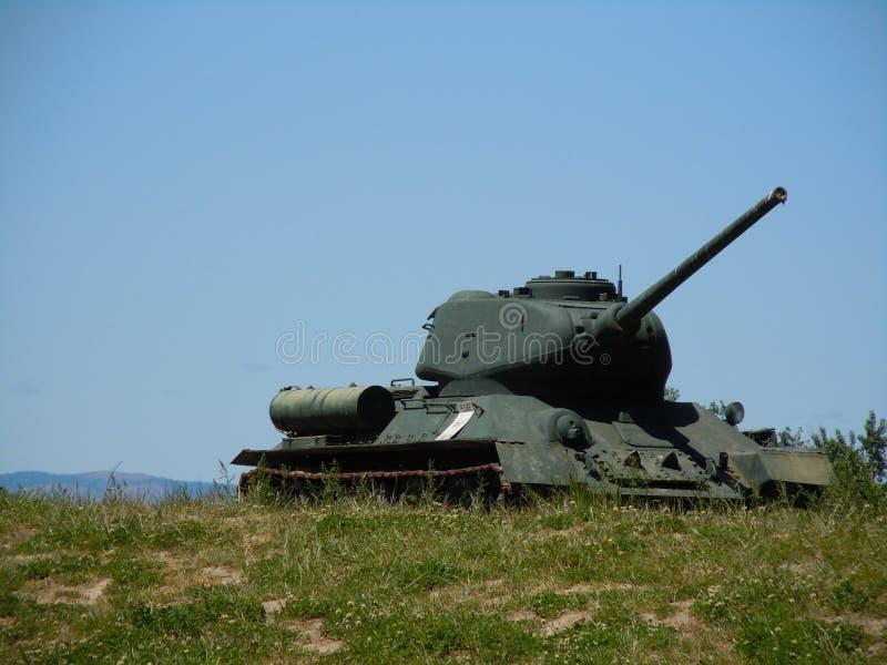 Tanks stock afbeelding