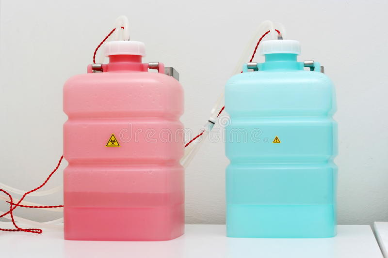 Download Tanks For Distilled Water Royalty Free Stock Photography - Image: 11758787