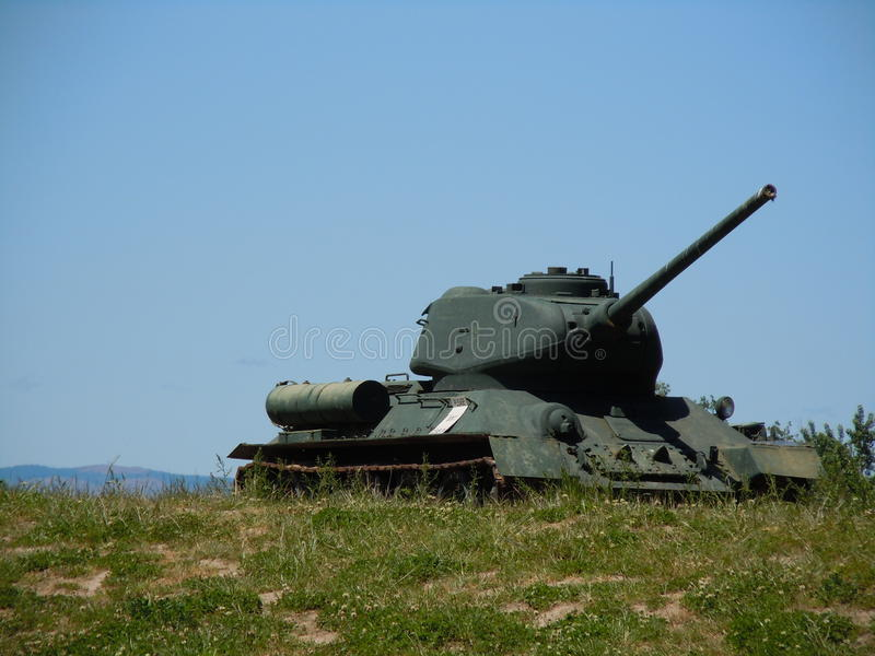 A Tanks stock image