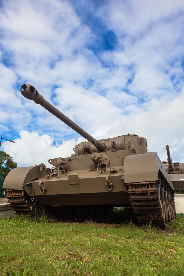 Download Tanks World War Two Rusting Editorial Photography - Image: 28761867