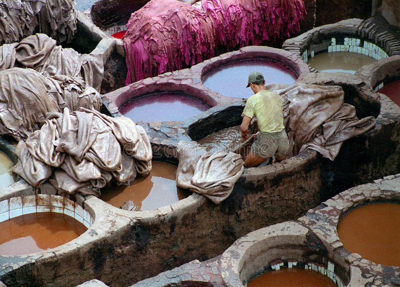 Tanneries, #1 fotos de stock royalty free