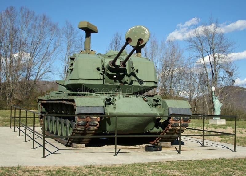 Tanque de exército foto de stock royalty free
