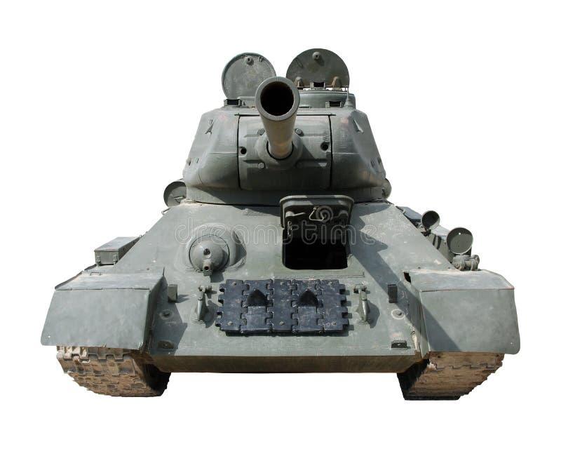 TANQUE SOVIÉTICO T-34-85 imagens de stock royalty free