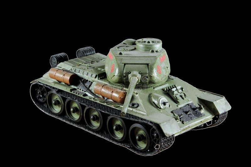 Tanque T-34 imagens de stock