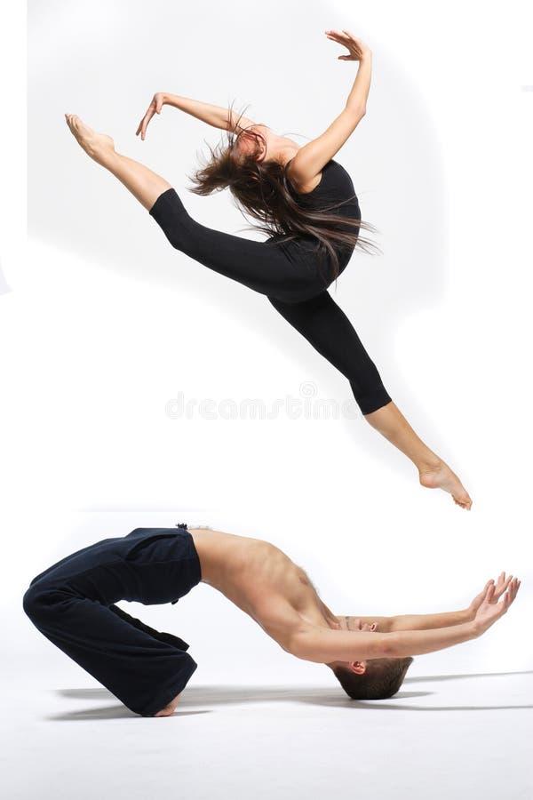 Tanz stockfotografie