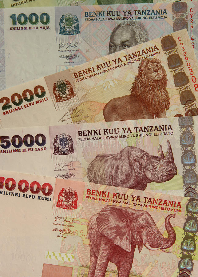 Free Tanzania Currency Stock Images - 29539114