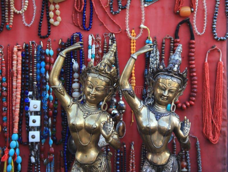 Tanzen Shiva. lizenzfreies stockfoto