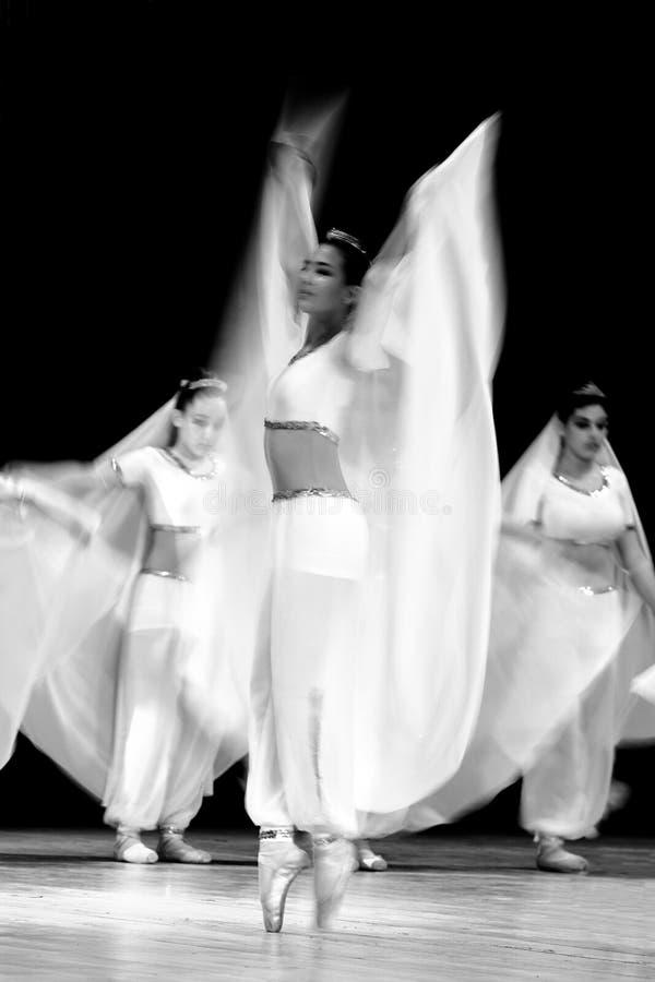 Tanzleistung lizenzfreie stockfotos