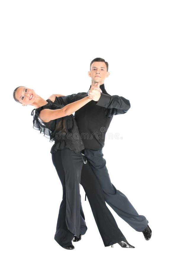 Tanzpaare lizenzfreie stockfotografie