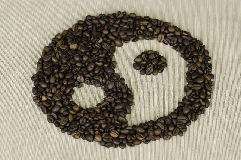 Tao -koffie stock afbeeldingen
