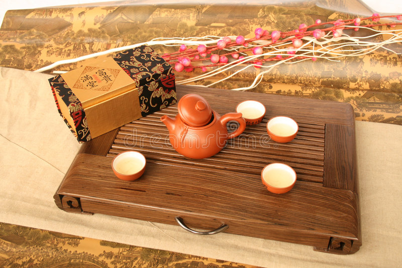 THE TAO OF TEA 2. FEEL THE TAO OF TEA! FEEL THE SMOOTHNESS OF YOUR HEART stock photos