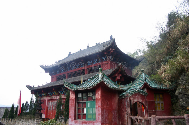 Taoism temple royalty free stock image