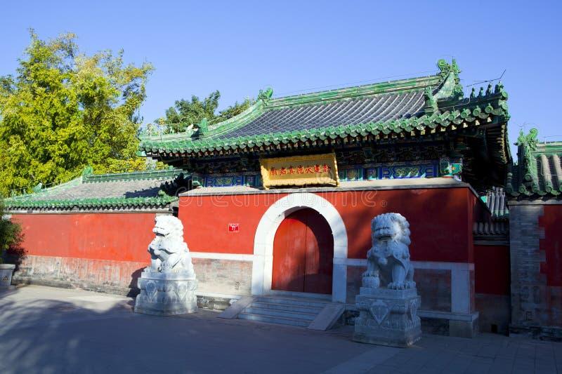 Taoist tempels en royalty-vrije stock foto's