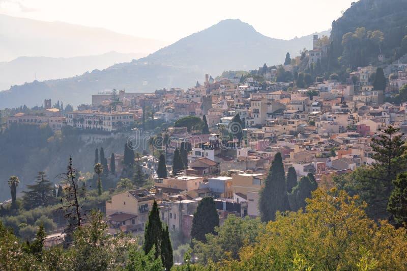 Taormina, Sicilia Italia immagine stock libera da diritti
