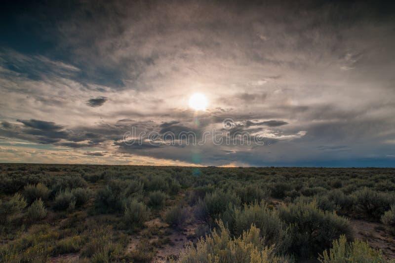 Taos峡谷, Taos新墨西哥 免版税库存图片