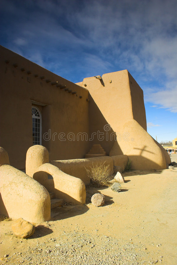 Download Taos stock image. Image of archeology, culture, orange - 3488851