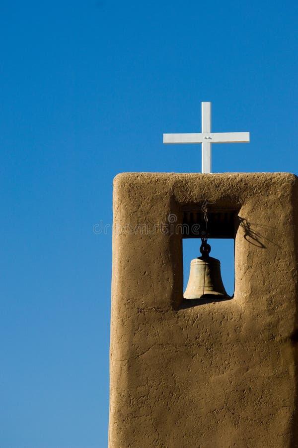 taos pueblo εκκλησιών στοκ φωτογραφίες με δικαίωμα ελεύθερης χρήσης
