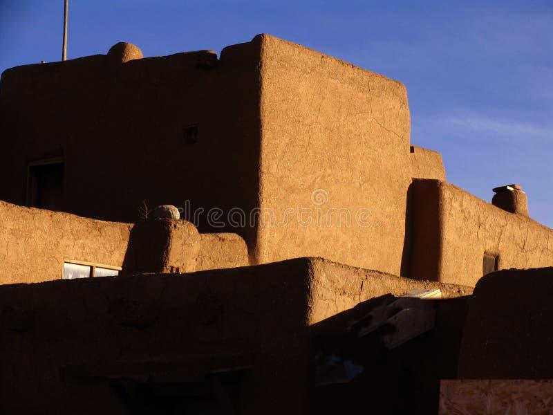 Download Taos Pueblo stock image. Image of taos, adobe, indians, village - 39337