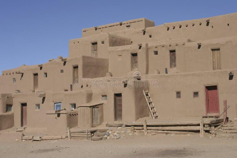 Taos Pueblo, New Mexico stock photos