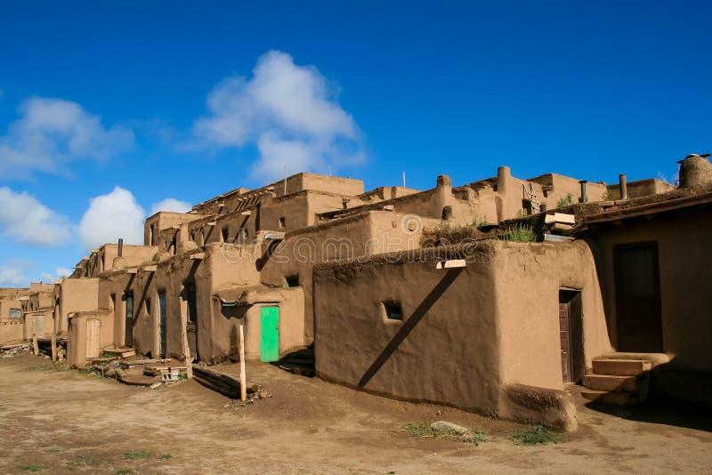 Taos Pueblo In New Mexico, USA Stock Photo - Image of ...  |Taos Pueblo New Mexico Usa