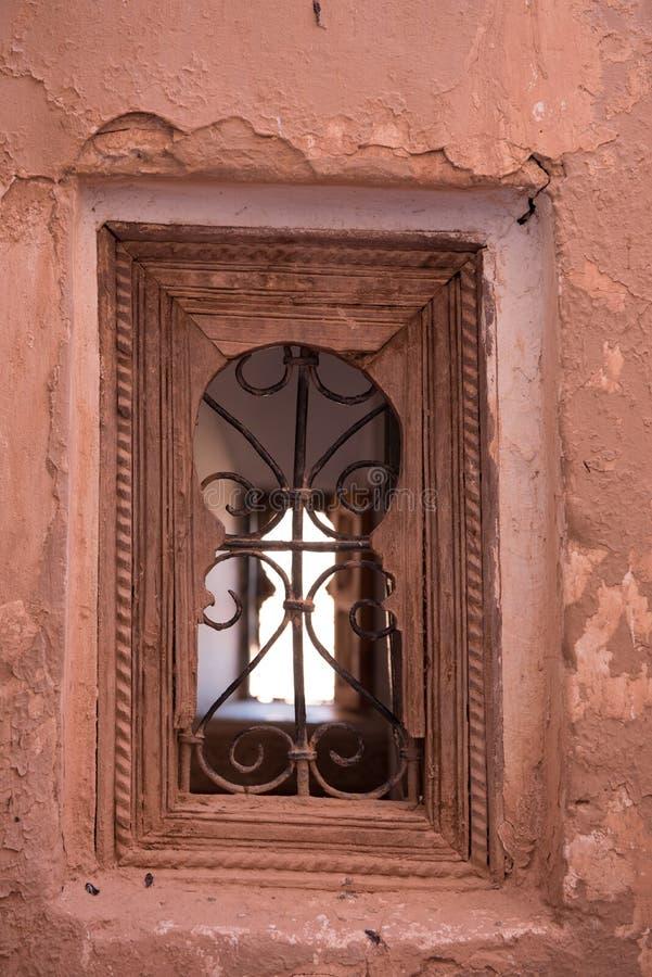 Taourirt Kasbah,瓦尔扎扎特,摩洛哥 库存照片