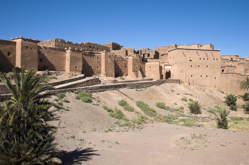 Taourirt Kasbah - Ouarzazate. foto de archivo libre de regalías