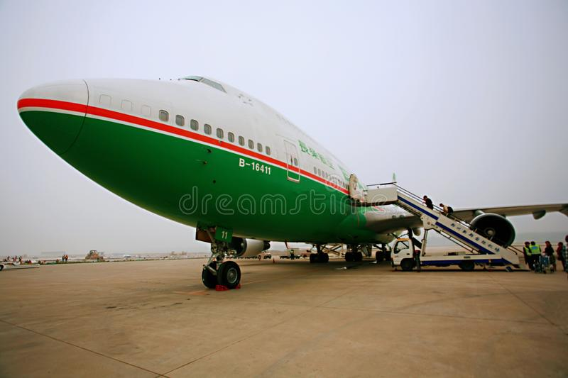 Taoyuan Airport royalty free stock photography