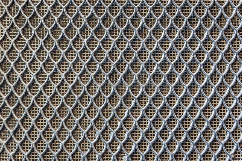Tapa de ventilación de armadura de correo fotos de archivo