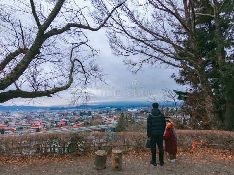Tapa del tubo en Tokio, Jap?n fotos de archivo libres de regalías