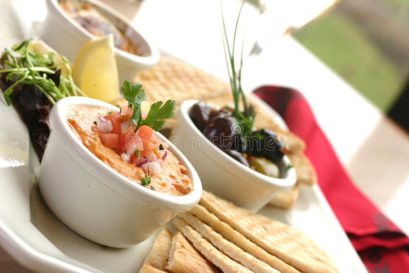 Download Tapas Platter stock photo. Image of dining, gastronomic - 159054