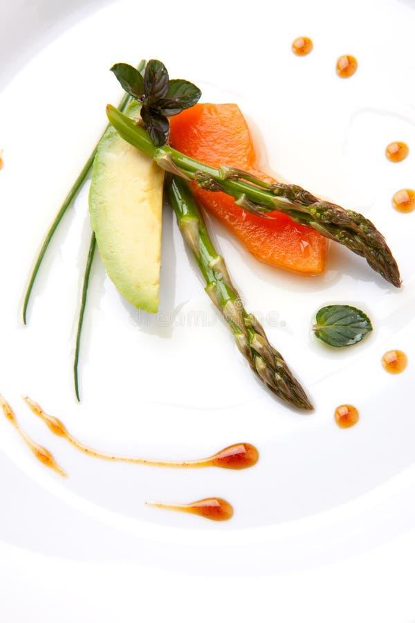 Tapas-Salat stockbild
