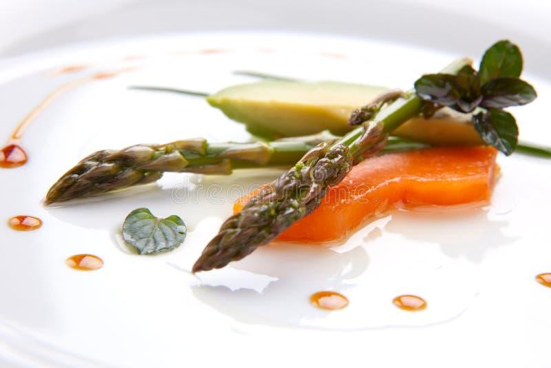 Tapas-Salat stockbilder