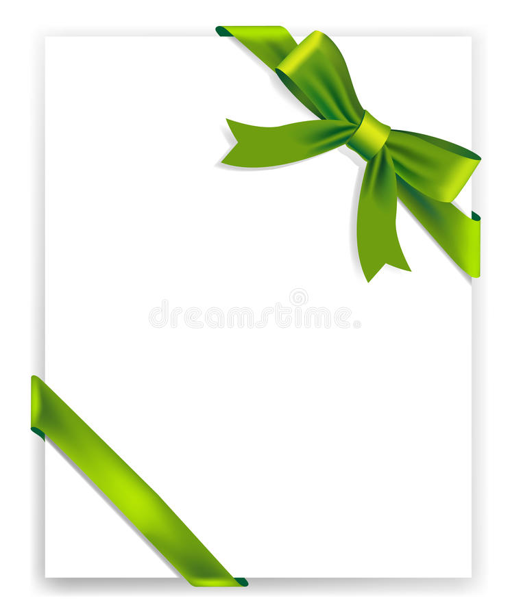 Download Tape and bow stock vector. Illustration of parcel, birthday - 12236928