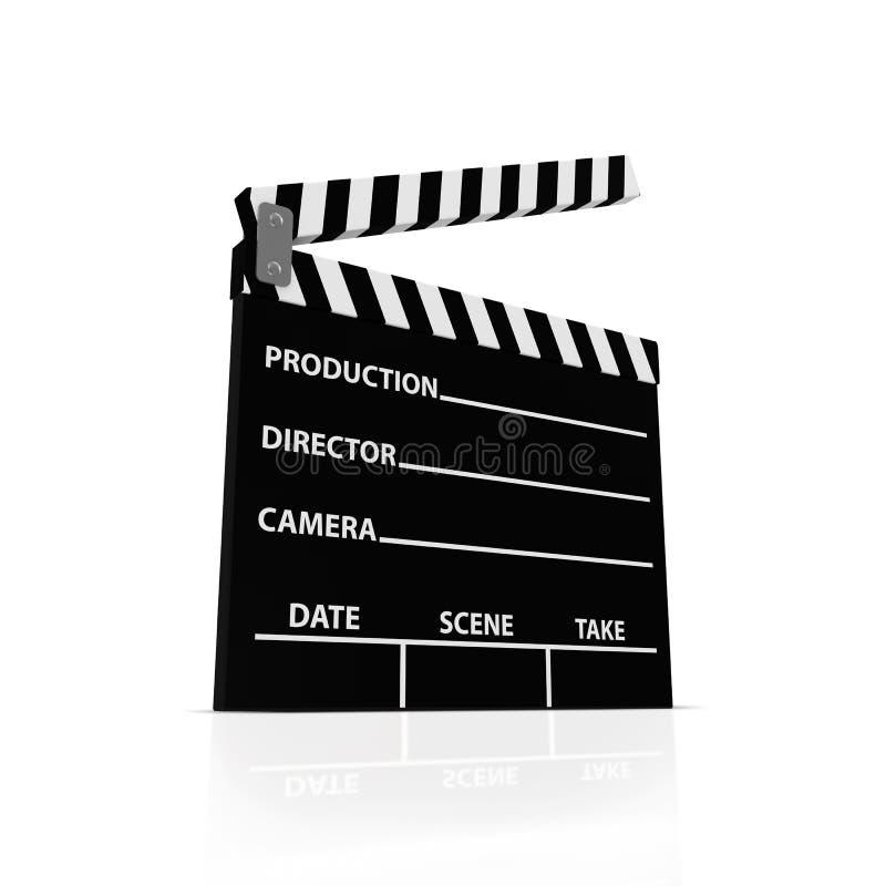 Tape de cinéma illustration stock