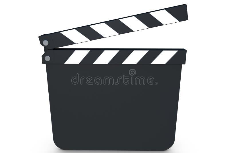 Tape de film illustration stock