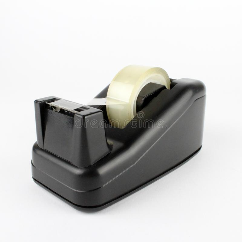 Desk tape dispenser stock image