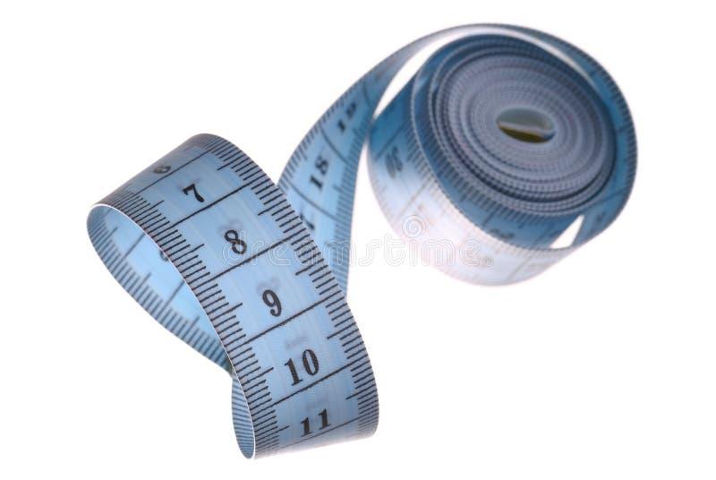 Tape-measure lizenzfreie stockfotografie