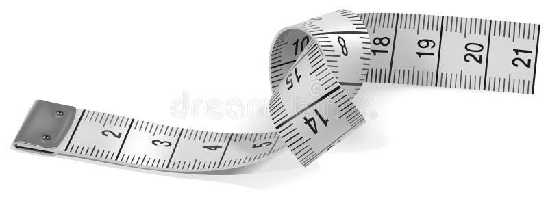 Download Tape Measure stock vector. Illustration of centimeter - 8060984