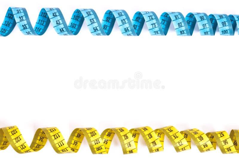 Download Tape measure bordering stock image. Image of hobbies - 13678643