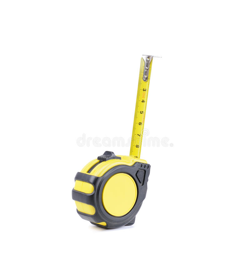 Download Tape measure stock photo. Image of isolated, inch, long - 33009136