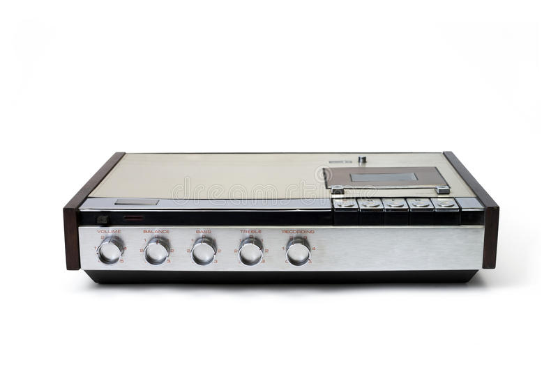 Download Tape recorder stock photo. Image of tape, technology - 14163094