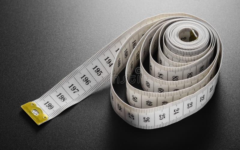 Tapeline измерения стоковые фотографии rf